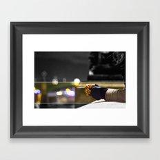 Thoughtful  Framed Art Print