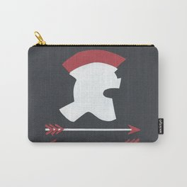 Roman Helmet Carry-All Pouch