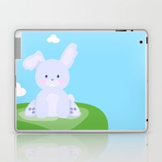 Bunny in country Laptop & iPad Skin