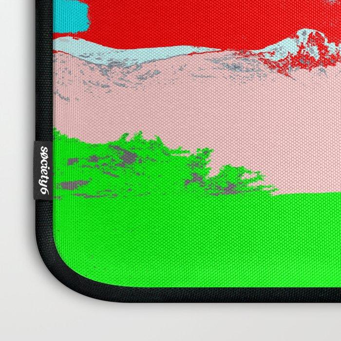 Ice Cream Mountain Laptop Sleeve