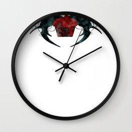 Halloween 2011 Wall Clock