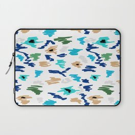 Abstract Doodle marker Laptop Sleeve