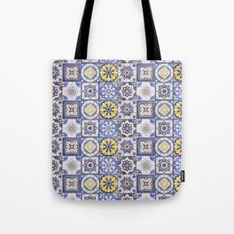 Talavera Ceramics Tote Bag