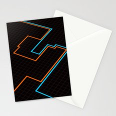 End Of Line. Stationery Cards