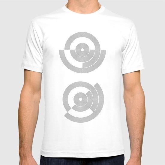 circle pattern 01 T-shirt