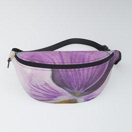 Viola Tricolor Fanny Pack
