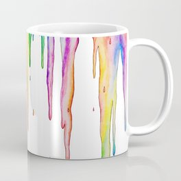 Colorful Icicles Coffee Mug