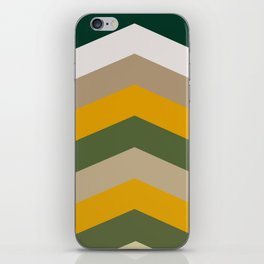 Moraccon chevron iPhone Skin