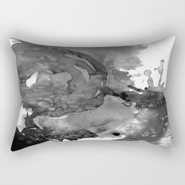 Voices Of The Wind No. 2N by Kathy Morton Stanion Rectangular Pillow