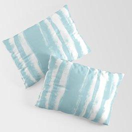 Shibori Stripe Seafoam Pillow Sham