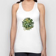 Wildflower  Unisex Tank Top