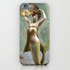 She loves the sea. Slim Case iPhone 6s