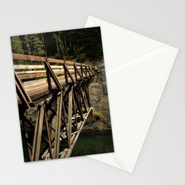 To Cross Again Stationery Cards