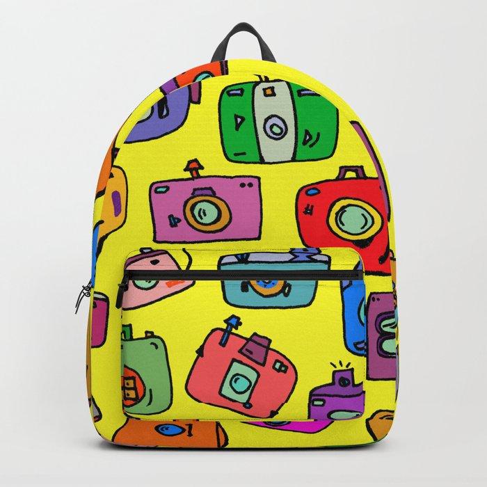 Cameras Backpack