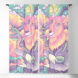 Live Deliciously! Blackout Curtain