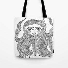 Lindsay's hair Tote Bag