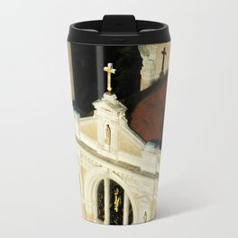 St James Cathedral Seattle WA Travel Mug