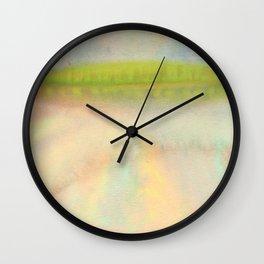 deep relaxation Wall Clock