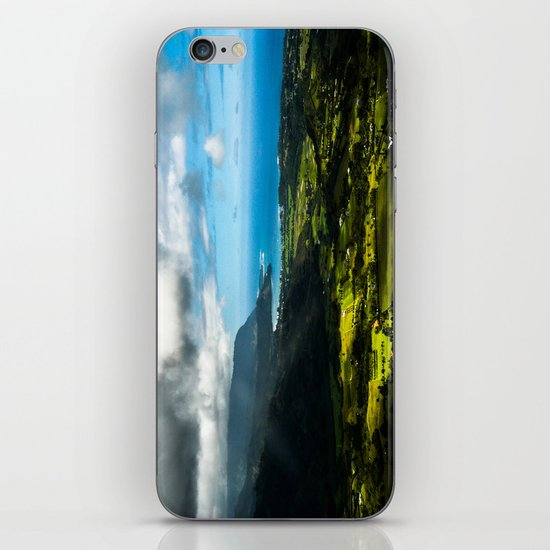 Shinning on the plantations iPhone & iPod Skin
