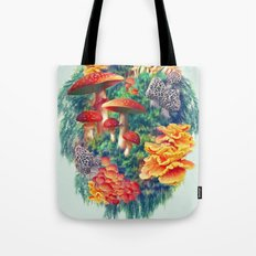 Fungus Amongus Tote Bag
