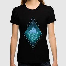 Iceberg Geometric T-shirt