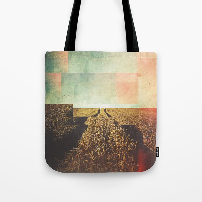 Fractions A11 Tote Bag