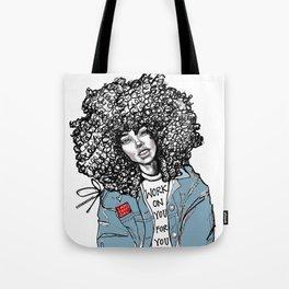 #STUKGIRL ALIANA Tote Bag