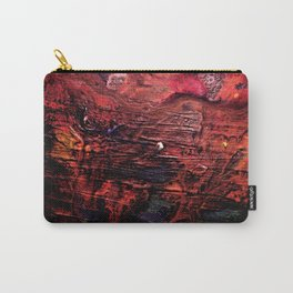 Dark  Sea Symphony Carry-All Pouch