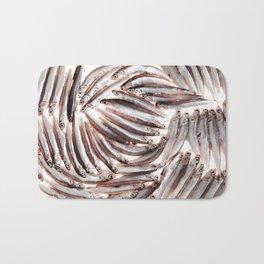 Sardines Bath Mat