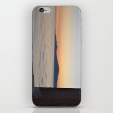 just beyond the ledge iPhone & iPod Skin