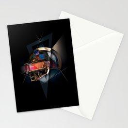 """Daft """"Thomas"""" Punk Stationery Cards"""