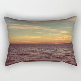 Sunset Wish Rectangular Pillow