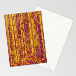 In the middle of the forest #decor #society6 Stationery Cards