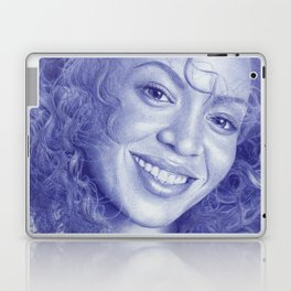 Knowles-Carter Laptop & iPad Skin
