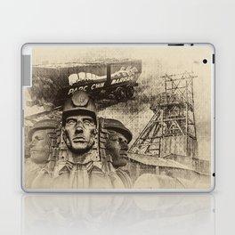Mining Tribute Antique 2 Laptop & iPad Skin