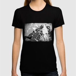 Motocross Dirt-Bike Championship Racer T-shirt