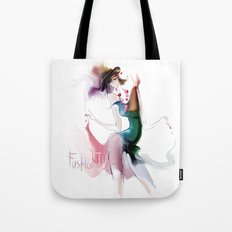 fashion tv Tote Bag