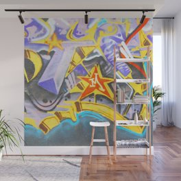M is for ME Wall Mural