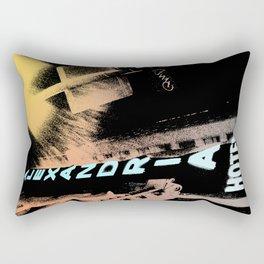 Alexandria Hotel Rectangular Pillow