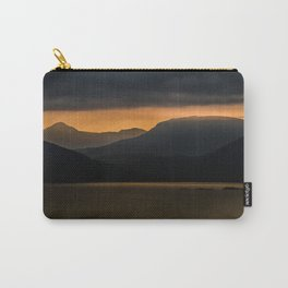 Sea to Sky Misty Mountains Carry-All Pouch