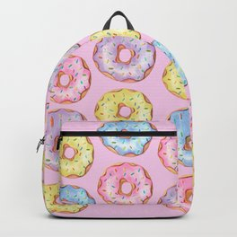 Donut Party Backpack