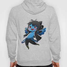 Chibi Luc (Expression 1) Hoody