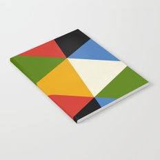 Triangle Pattern Notebook