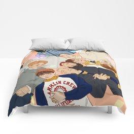 BTS - group Comforters