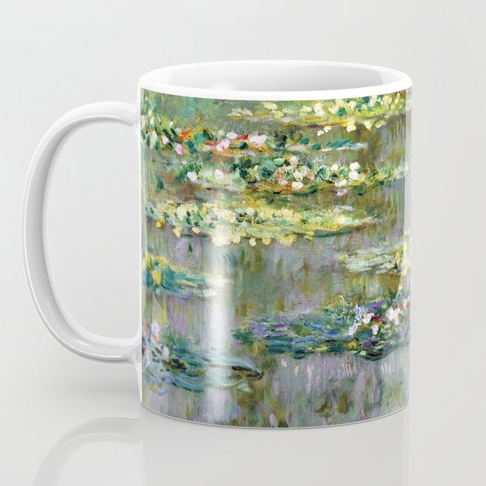 Claude Monet Le Bassin des Nympheas Coffee Mug