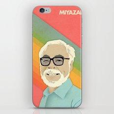 Miyazaki iPhone & iPod Skin