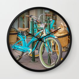 parked Wall Clock