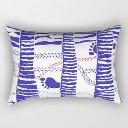 Dawn Patrol Rectangular Pillow