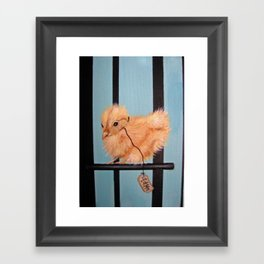 Eat me Framed Art Print