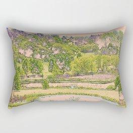 Wooded Splendor Rectangular Pillow